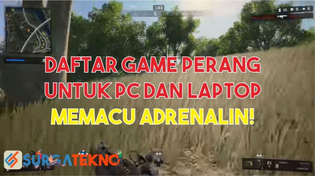 Daftar Game Perang PC