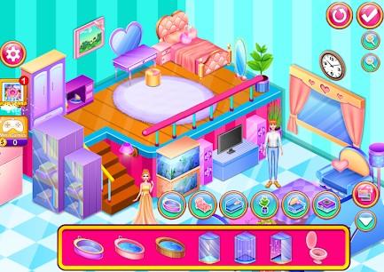 Dekorasi Kamar Putri Gameplay