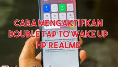 Double Tap to Wake Up Realme