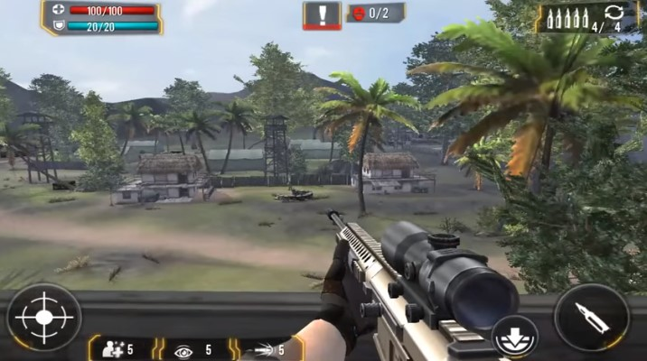King Of Shooter - Sniper Shot Killer - FPS Gameplay