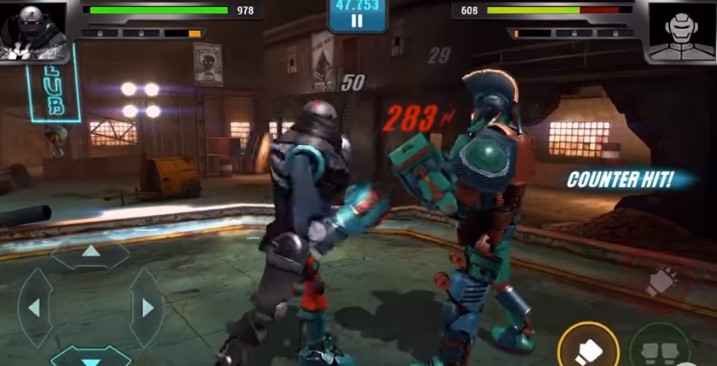 Real Steel Boxing Champions Android