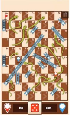 Snake & Ladders King