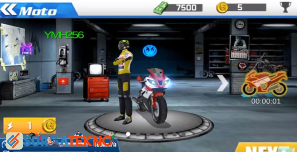 Thriling MotoGP Racing 3D Android