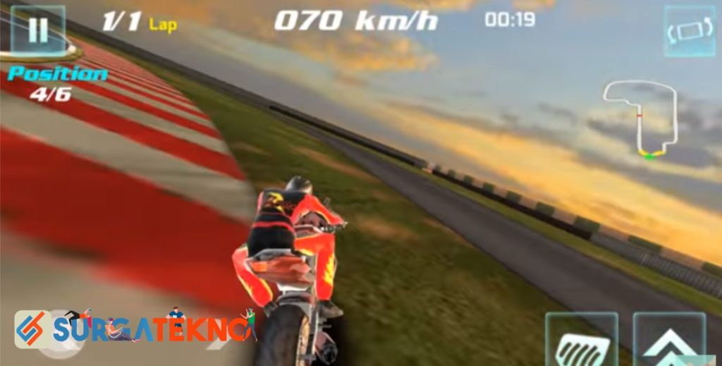 Traffic Moto GP Rider Android