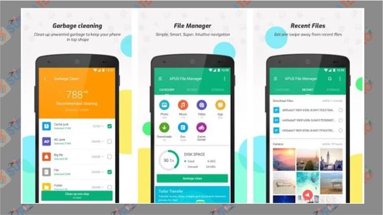 APUS File Manager Android