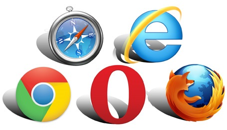 Berbagai Browser Paling Mendunia
