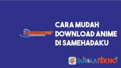 Photo of Cara Download Anime di Samehadaku 100% Berhasil