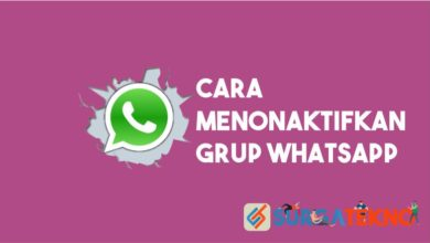 Photo of Cara Menonaktifkan Grup Whatsapp