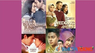 Deretan Film Romantis Indonesia