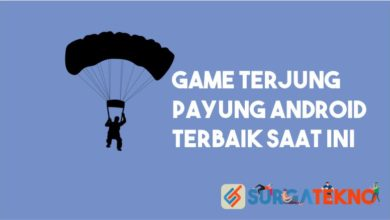 Game Terjun Payung Android