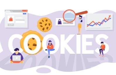 Ilustrasi Cookies pada Browser