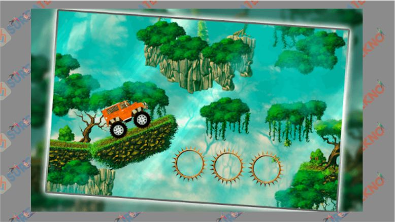 Jungle Racing Android