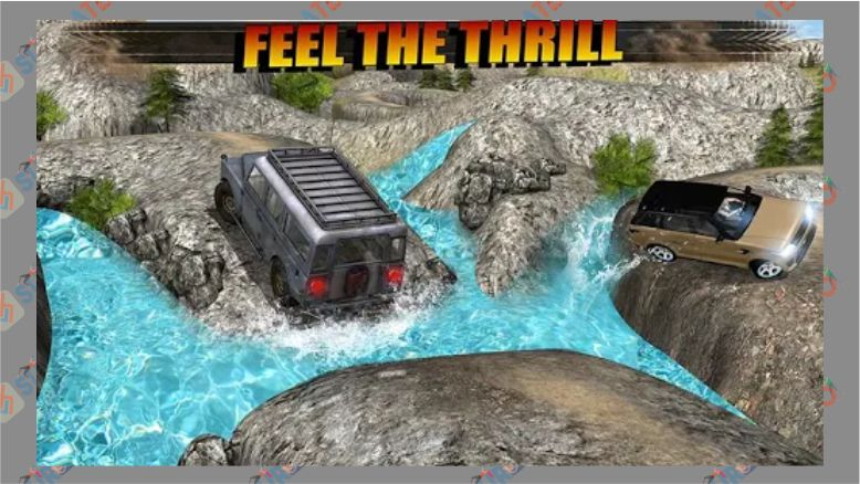 Offroad Driving Adventure 2016 Android