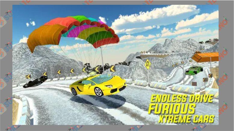 Parkir Mobil Roda Parasut