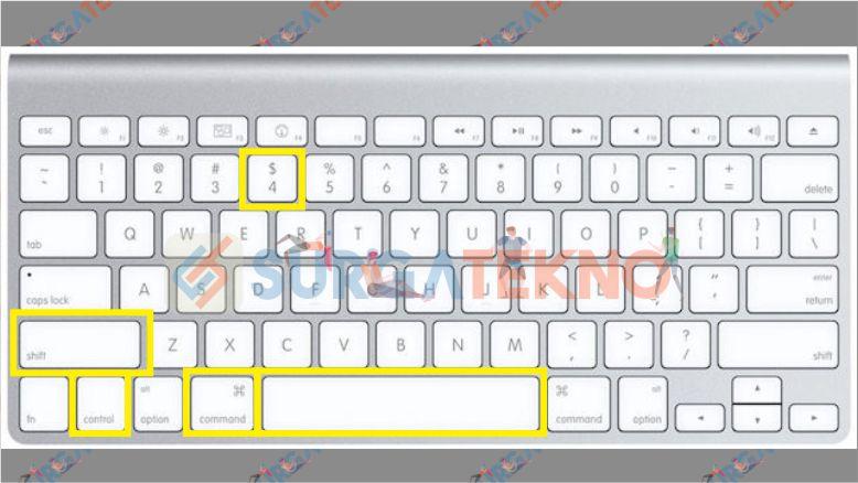 Tombol Screenshot Clipboard Macbook Jendela Aktif