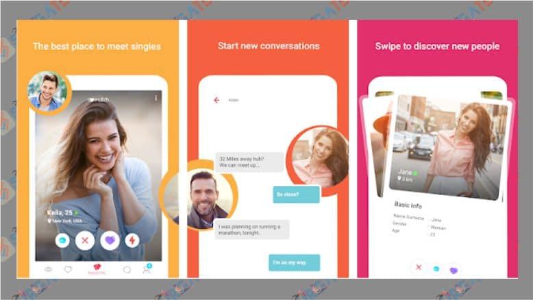 W-Match Dating App to Flirt, Meet & Video Chat