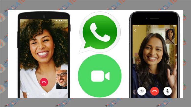 WhatsApp - Aplikasi Video Call