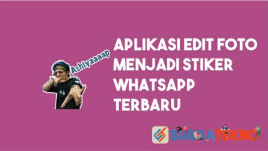 Photo of Aplikasi Edit Foto Jadi Sticker WhatsApp Terbaru