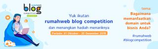 lomba blog rumahweb