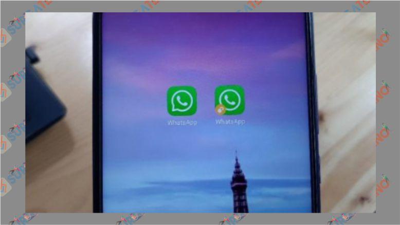 2 Akun WhatsApp dengan Dual Apps