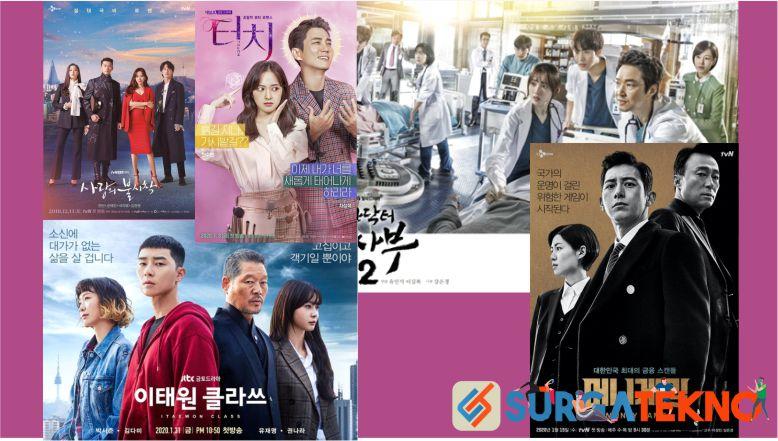 5 Drama Korea Tayang Januari 2020