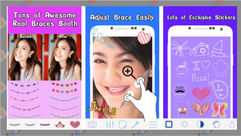 Behel Camera Android