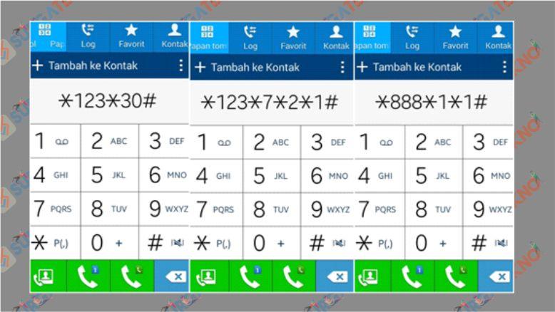 Cara Cek Nomor IM3 Ooredoo dengan Dial Up