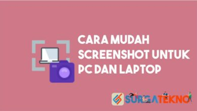 Cara Screenshot PC dan Laptop