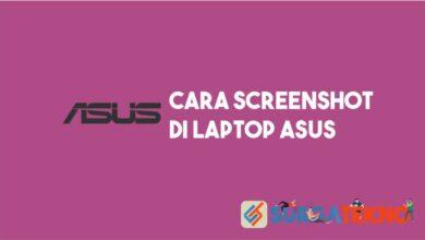 Photo of Cara Screenshot di Laptop Asus
