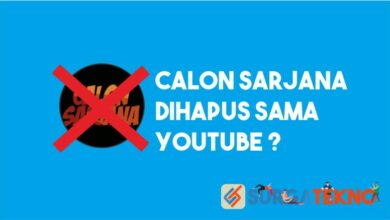 Photo of Menghilang dari Youtube, Channel Calon Sarjana Dihapus?
