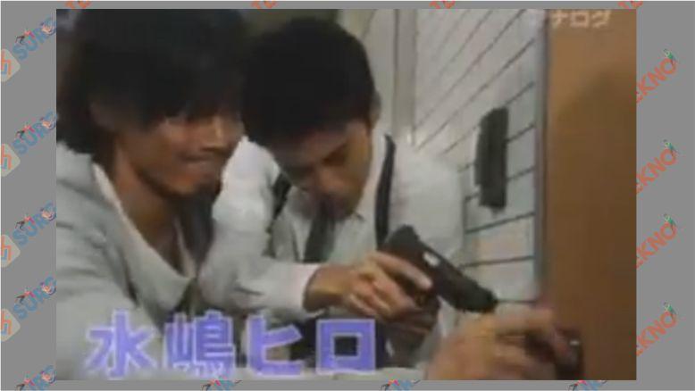 Cuplikan drama Jepang Tokyo Dogs (2009)