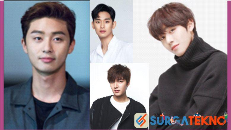 Daftar Aktor Tampan Korea