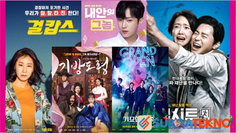 Daftar Film Korea Bergenre Komedi untuk Mengisi Weekend