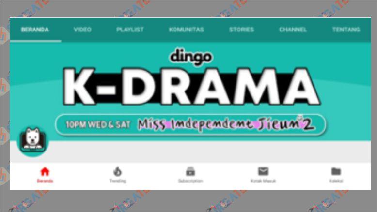 Dingo K-Drama Youtube