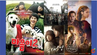 Photo of Film dan Drama Korea yang Dibintangi Aktor Tampan Song Joong Ki
