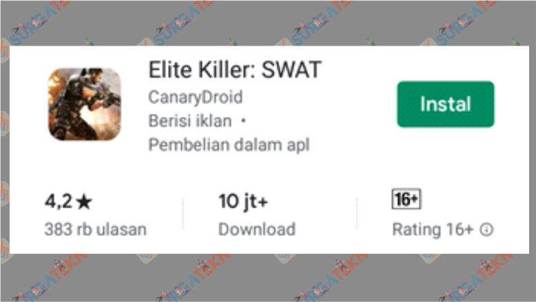 Elite Killer SWAT