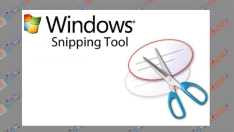 Fitur Snipping Tool Milik Windows