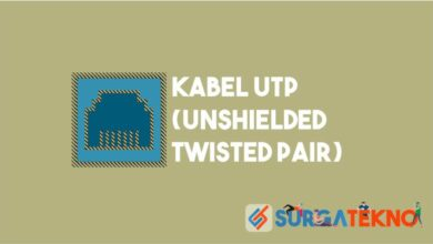 Photo of Kabel UTP (Unshielded Twisted Pair)