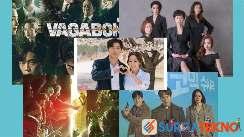 Kilas balik, drama korea terbaik di tahun 2019