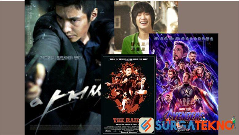 Rekomendasi Daftar Film Laga Terbaik