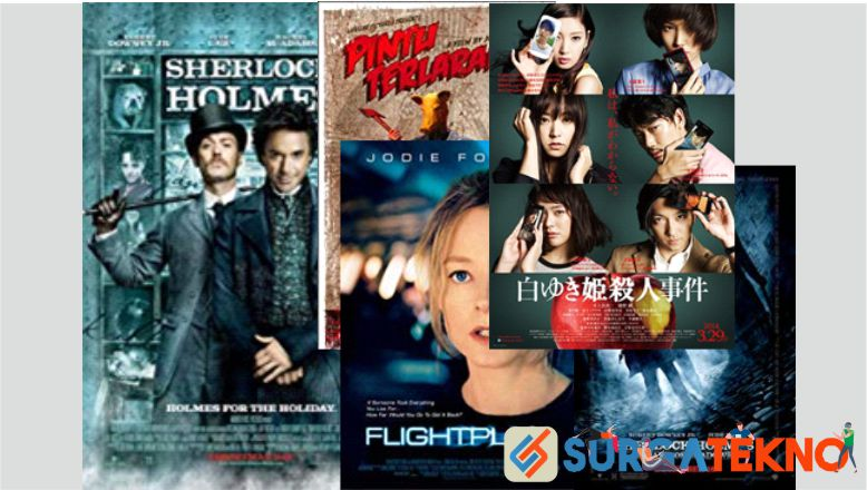Rekomendasi Daftar Film dengan Genre Misteri Terbaik
