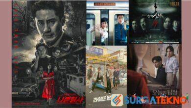 Photo of Rekomendasi Drama Korea Bergenre Detektif