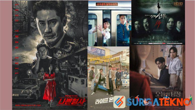 Rekomendasi Drama Korea Detektif