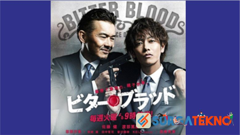 Review Bitter Blood tayang di 2014