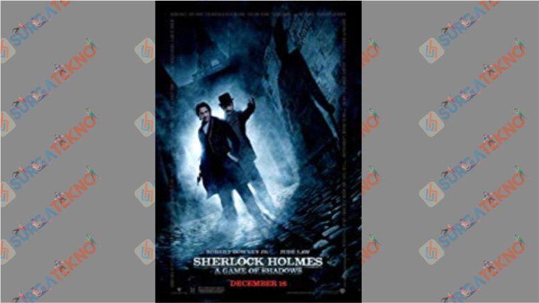 Sherlock Holmes - A Game of Shadows (2011)