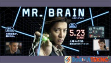 Ulasan Review JDrama Mr. Brain
