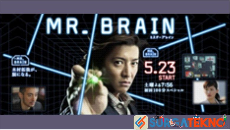 Ulasan Review JDrama Mr. Brain