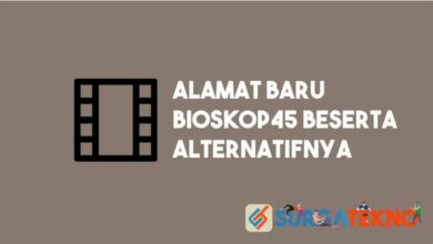 Photo of Alamat Baru Bioskop45 Beserta Alternatifnya