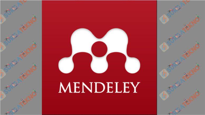 Aplikasi Mendeley
