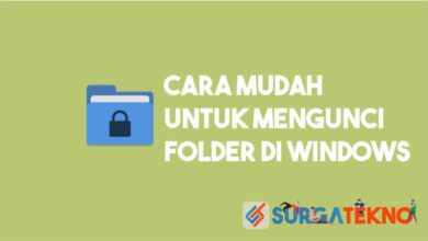 Photo of Cara Mengunci Folder Windows yang Aman